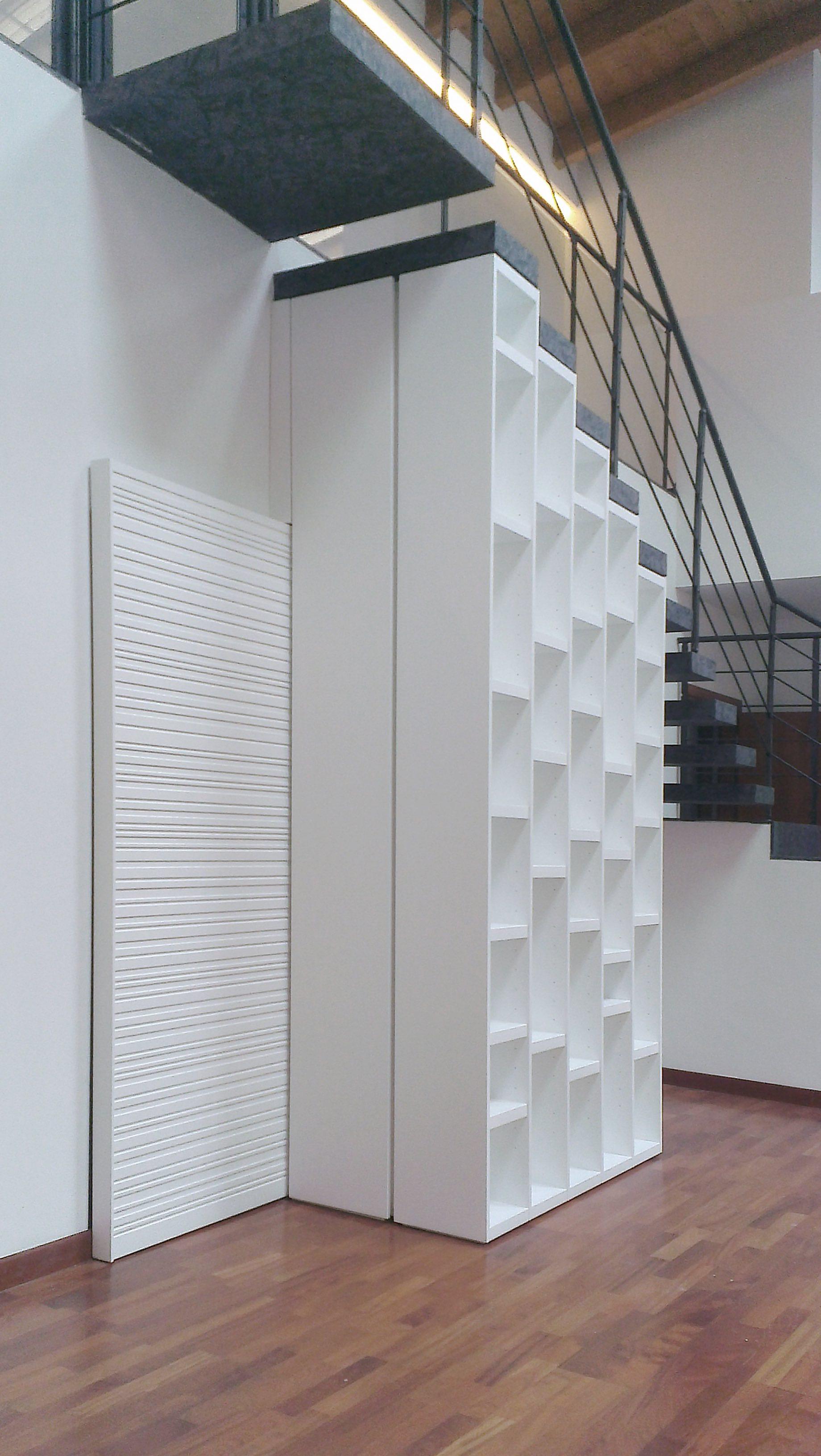 Milano – library – Andrea Zacchetti Arredamenti